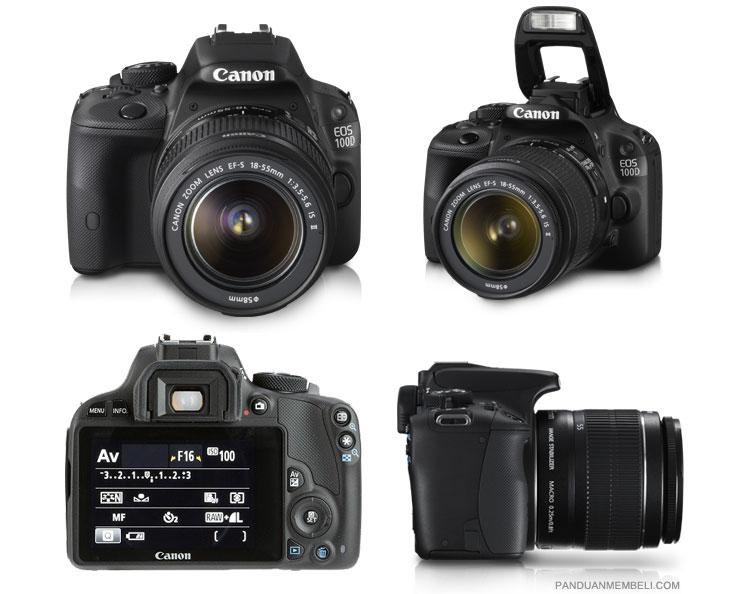 Harga-dan-Spesifikasi-Canon-EOS-100D