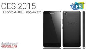 Lenovo-A6000 Info