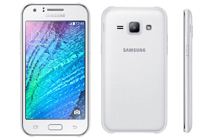 Samsung-Galaxy-J1-Biru-Depan-Belakang