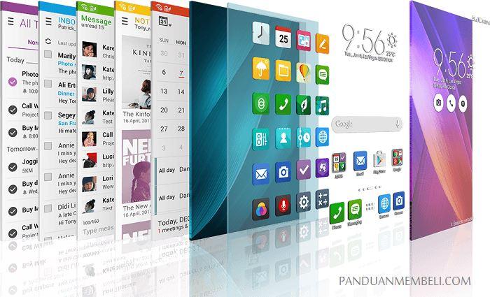 Asus Zenfone 2 Spesifikasi