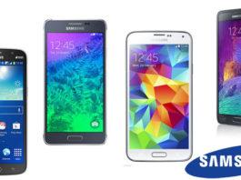 Harga Smartphone Samsung Android Semua Tipe + Spesifikasi 2015
