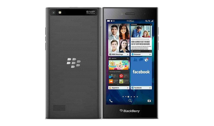 BlackBerry Leap Harga