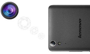 Kamera Dual Lenovo A6000