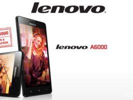 Promo Lenovo A6000 - Flash Sale Lazada