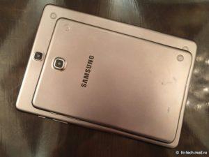 Samsung Galaxy Tab A Spesifikasi