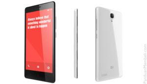 Xiaomi Redmi Note - HP Android Terbaik 2 Jutaan