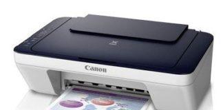 CANON PIXMA E400 Printer dengan Scan dan Copy Termuah dari Canon