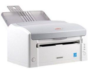 OKI B2200 Printer Laserjet Termurah