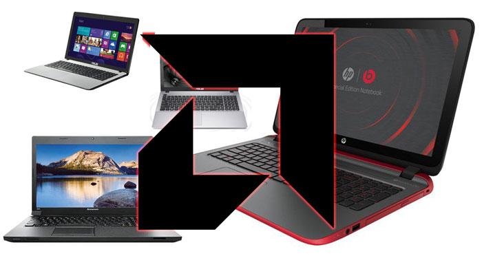 5 Pilihan Laptop AMD Terbaik 2015