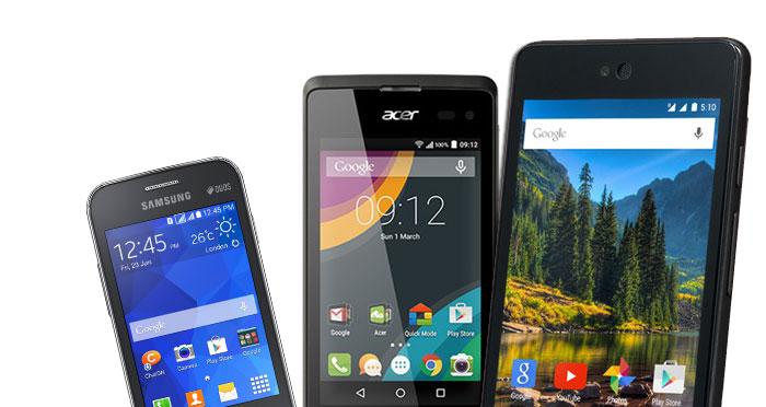 5 HP Touchscreen Murah 2015 Pilihan Terbaik
