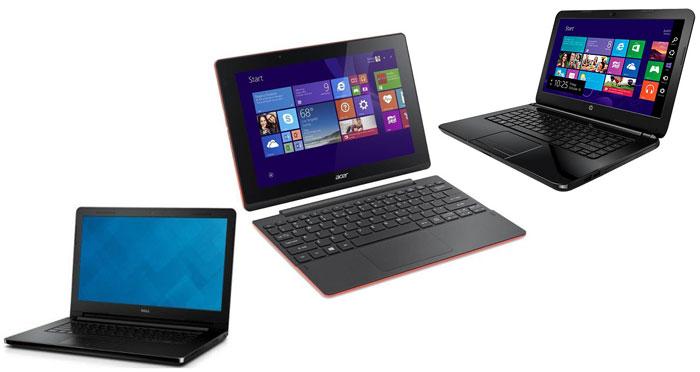 Pilihan Laptop Harga 4 Jutaan