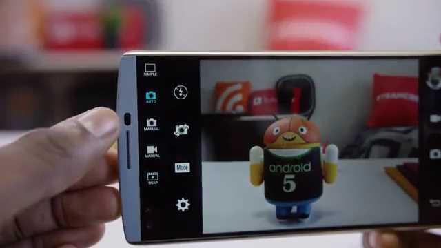 Smartphone Kamera Terbaik Tahun 2015 - LG V10