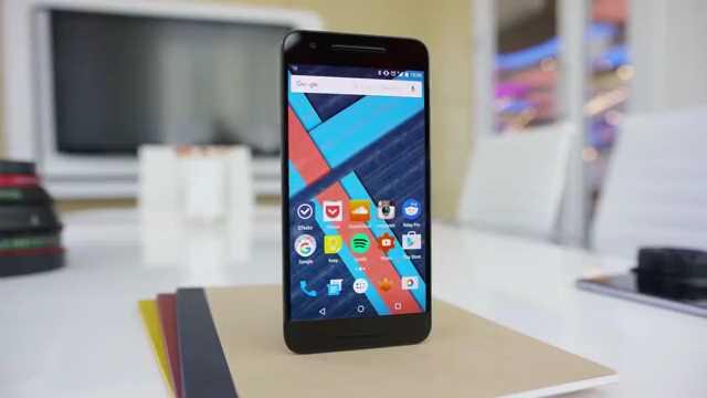 Smartphone Terbaik Tahun 2015 - Nexus 6P