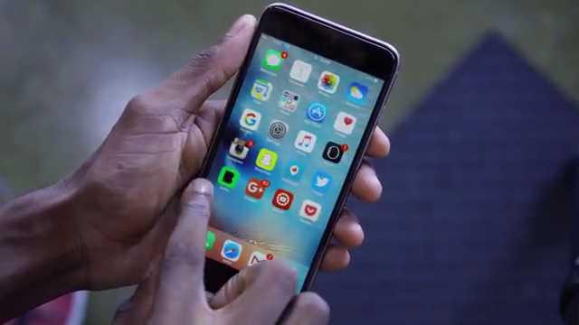 Smartphone Terbaik Tahun 2015 - iPhone 6s