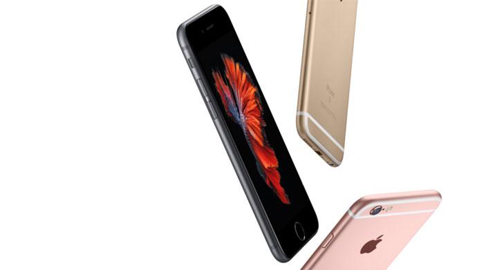 iPhone 6s Smartphone terbaik 2015
