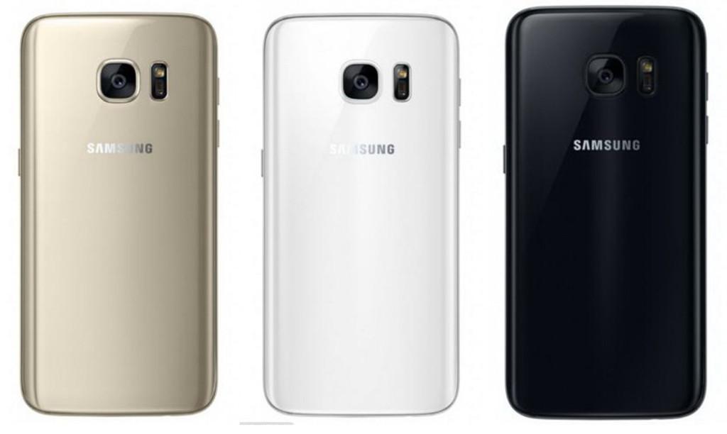Samsung Galaxy S7 Belakang
