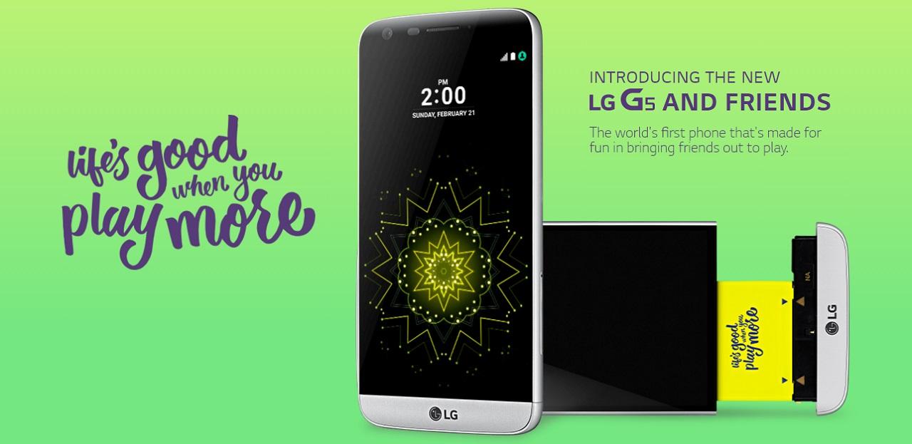 Daftar harga HP LG 2016
