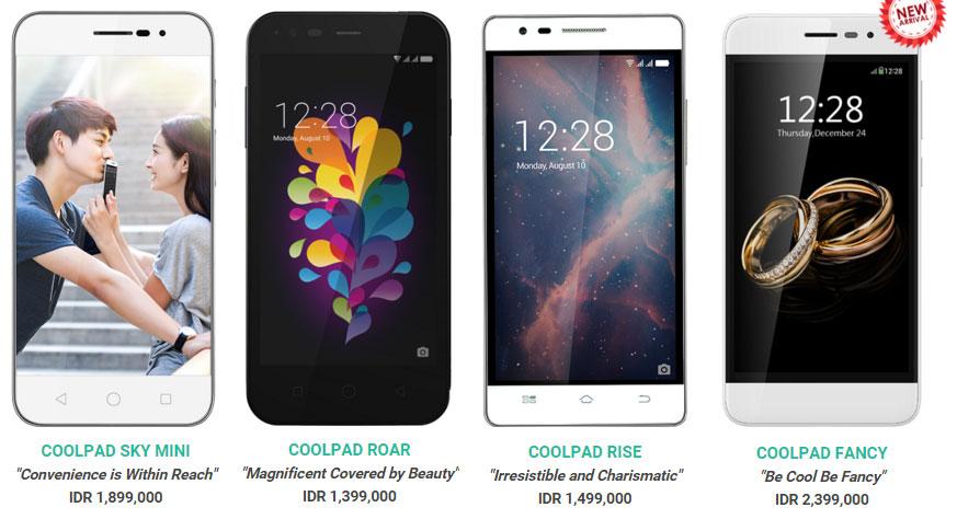 Harga-Smartphone-Coolpad-2016
