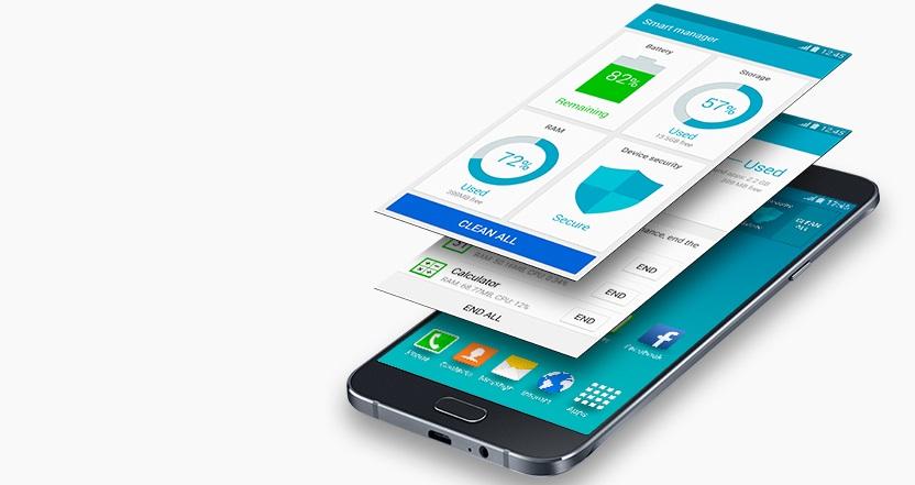 Kelebihan Samsung Galaxy A3 2016