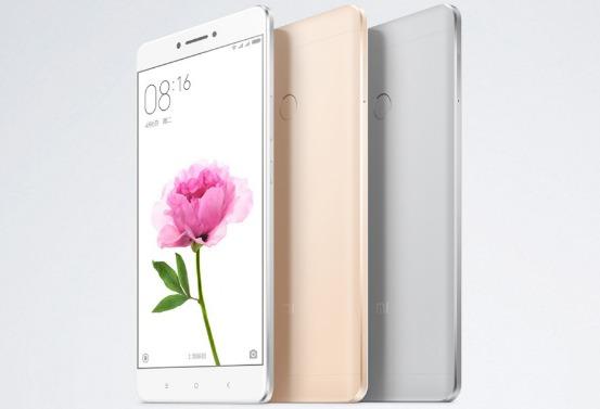 Xiaomi Mi Max warna