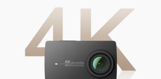 Xiaomi Yi 4K Action Cam Specs