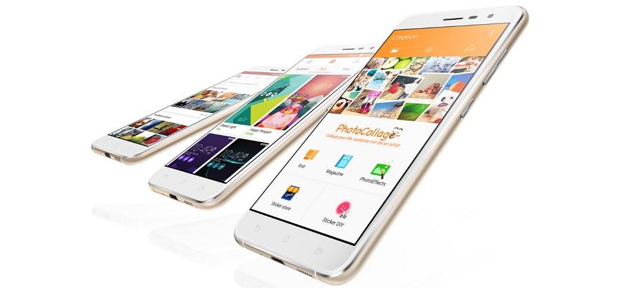 Asus Zenfone 3 Smartphone favorit harga 3 jutaan