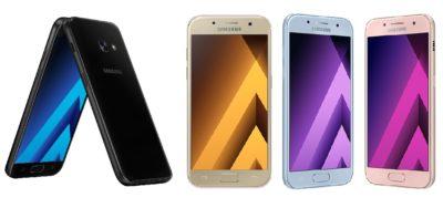 Harga dan Spesifikasi Samsung Galaxy A3 2017