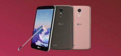 LG Stylus 3 Spesifikasi