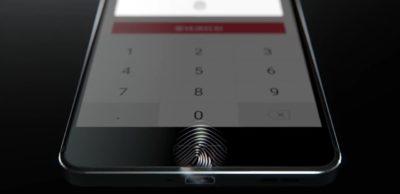 Nokia 6 HP Android Terbaru Nokia tombol home dan fingerprint sensor