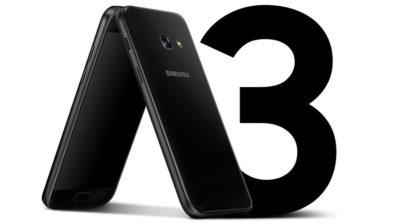 Harga Samsung Galaxy A3 2017