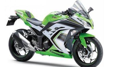 Motor Kawasaki terlaris