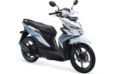 Motor Terlaris Honda BeAT