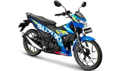 Motor terlaris Suzuki