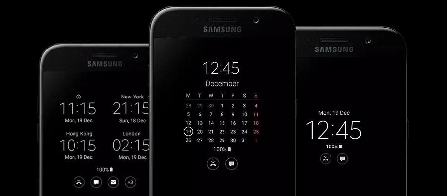 Spesifikasi Galaxy A5 2017 Always On