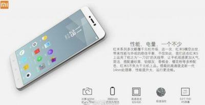 Fitur Xiaomi Redmi 5