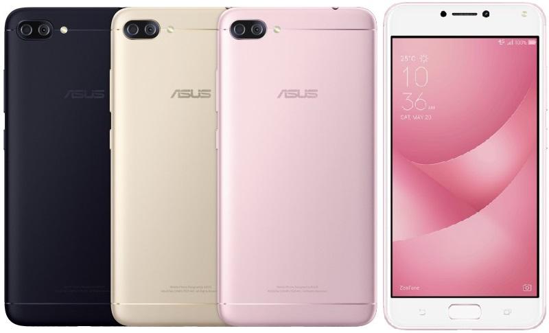 Spesifikasi Asus Zenfone 4 Max