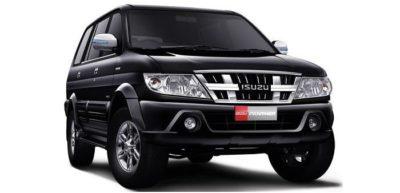 Mobil 7 penumpang diesel