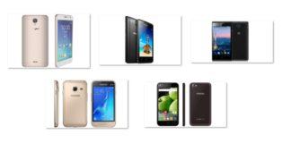 Pilihan terbaik HP Android harga murah dibawah 1 juta