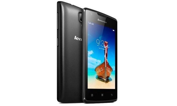Smartphone Android murah Lenovo