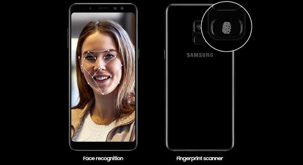 Kelebihan Galaxy A8 2018