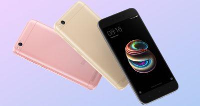 Kelebihan Xiaomi Redmi 5A ponsel android murah berkualitas