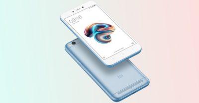 Xiaomi Redmi 5A ponsel android 1 jutaan berkualitas