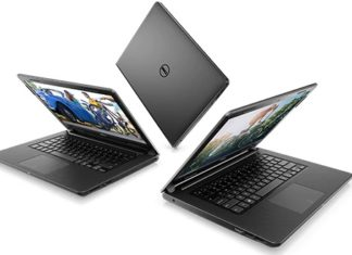 Laptop Intel Core i5-8250U murah dari Dell