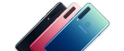 Spesifikasi Samsung Galaxy A9 2019