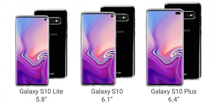 Bocoran Samsung Galaxy S10 semua varian