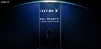 Bocoran Spesifikasi Asus Zenfone 6