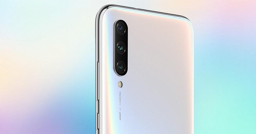 Triple camera Xiaomi Mi A3 2019
