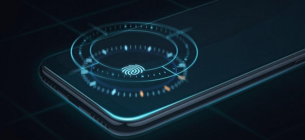 Under display fingerprint Xiaomi Mi A3 2019