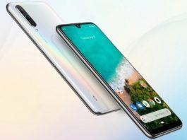 spesifikasi Xiaomi Mi A3 2019