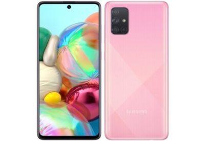 Fitur Samsung Galaxy A71